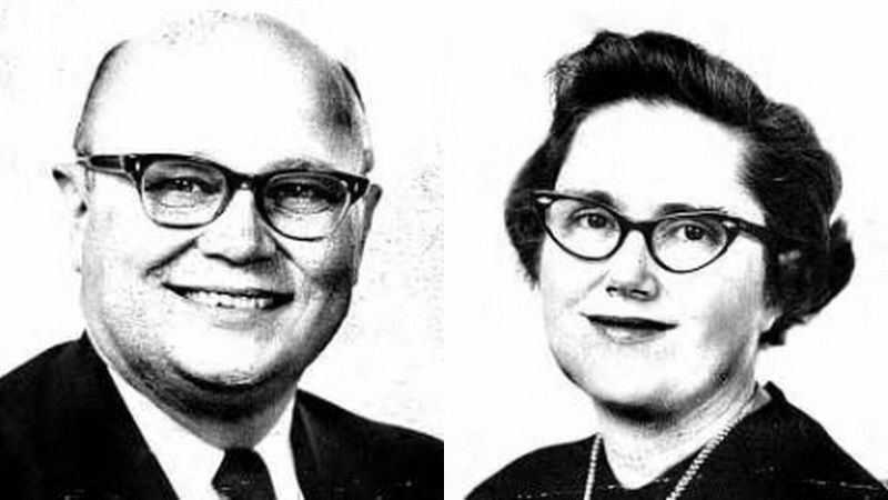 Photo of Nancy and Richard Ruggles