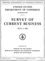Cover of the first issue of the SCB
